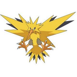 legendary electric pokemon - photo #13