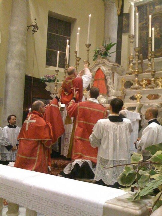 Anniversario Di Matrimonio Liturgia.Scuola Ecclesia Mater Note Sulla Liturgia