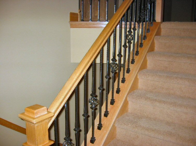 Wrought Iron Railings: Beautiful Wrought Iron Railings