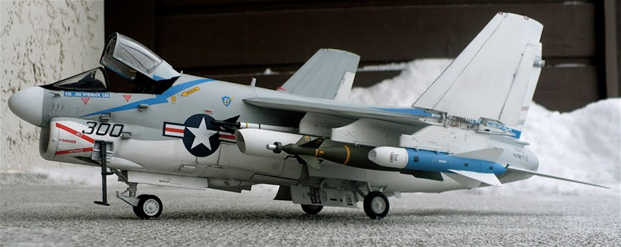 The Great Canadian Model Builders Web Page Corsair Ii