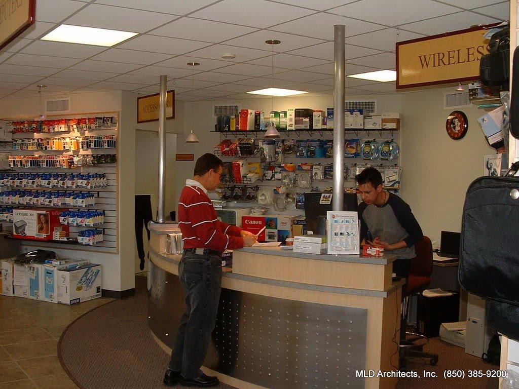 Mld Architects Inc Florida State University Computer Store