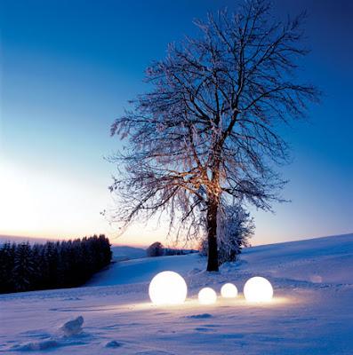 Alternative Christmas Light Ideas
