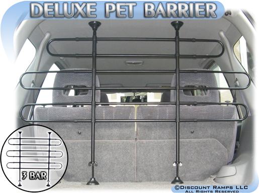 Car Dog Barrier: Tory's Blog