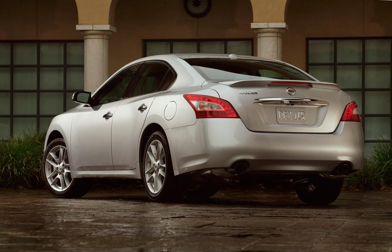 Web Del Autom 243 Vil Fotos Nissan Maxima 2011