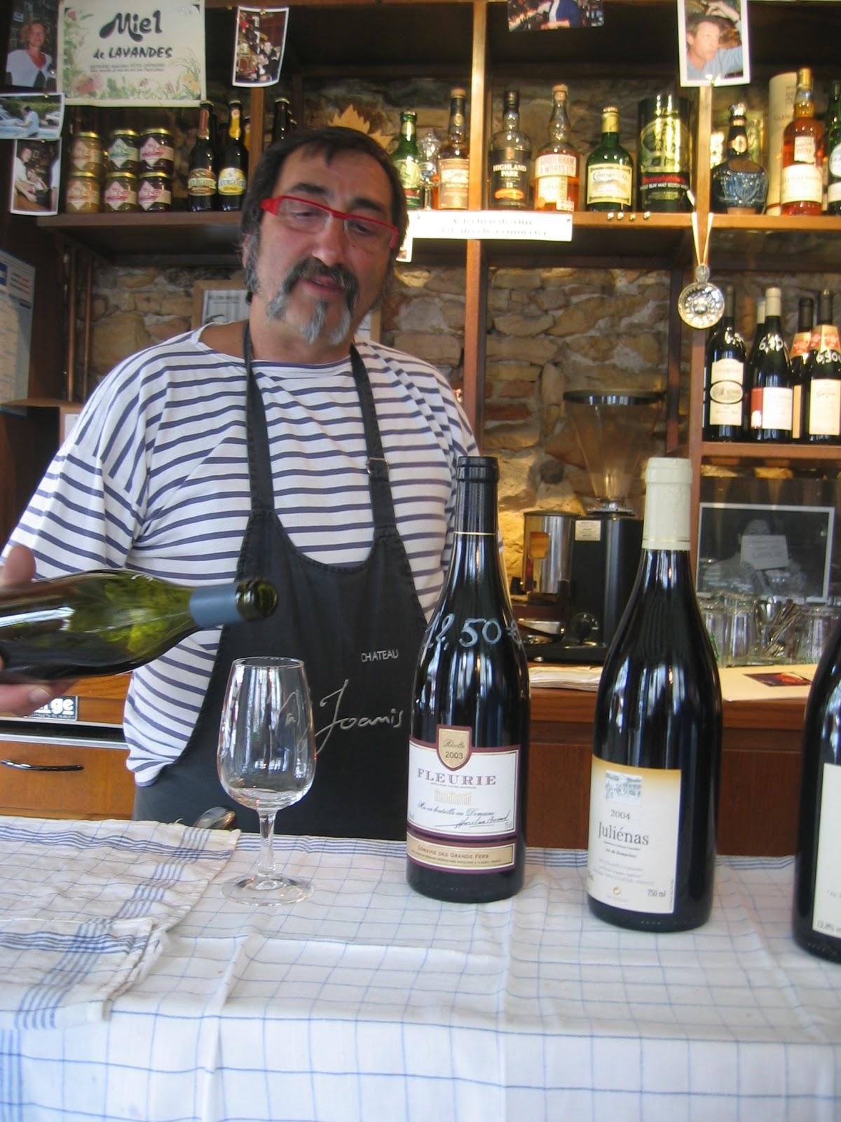 ... qui fera changer d avis à tout ceux qui critiquaient sans connaître),  Richard Rottiers, bref que des bons. 3€ le verre, 10€ le pot et 15€ la  bouteille. 859e5e52e4ef