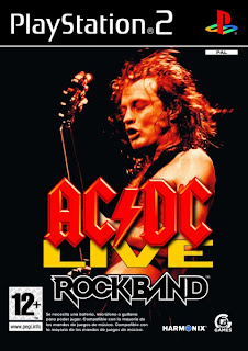 Download - Rock Band AC/DC Live (Compativel com Dual Shock)  PS2
