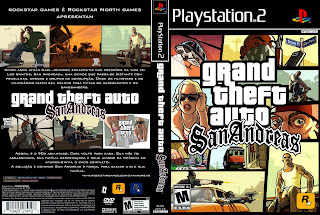 Download - Grand Theft Auto: San Andreas | PS2