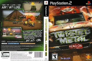 Download - Twisted Metal: Head-ON | PS2