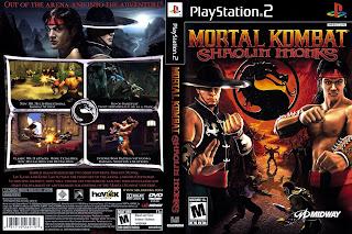 Download - Mortal Kombat: Shaolin Monks | PS2