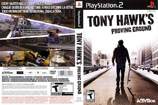 Download - Tony Hawk's Proving Ground | PS2