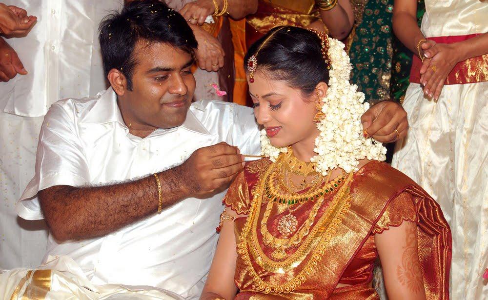 Malayalam Actress Sridevika Wedding (Marriage) Photos
