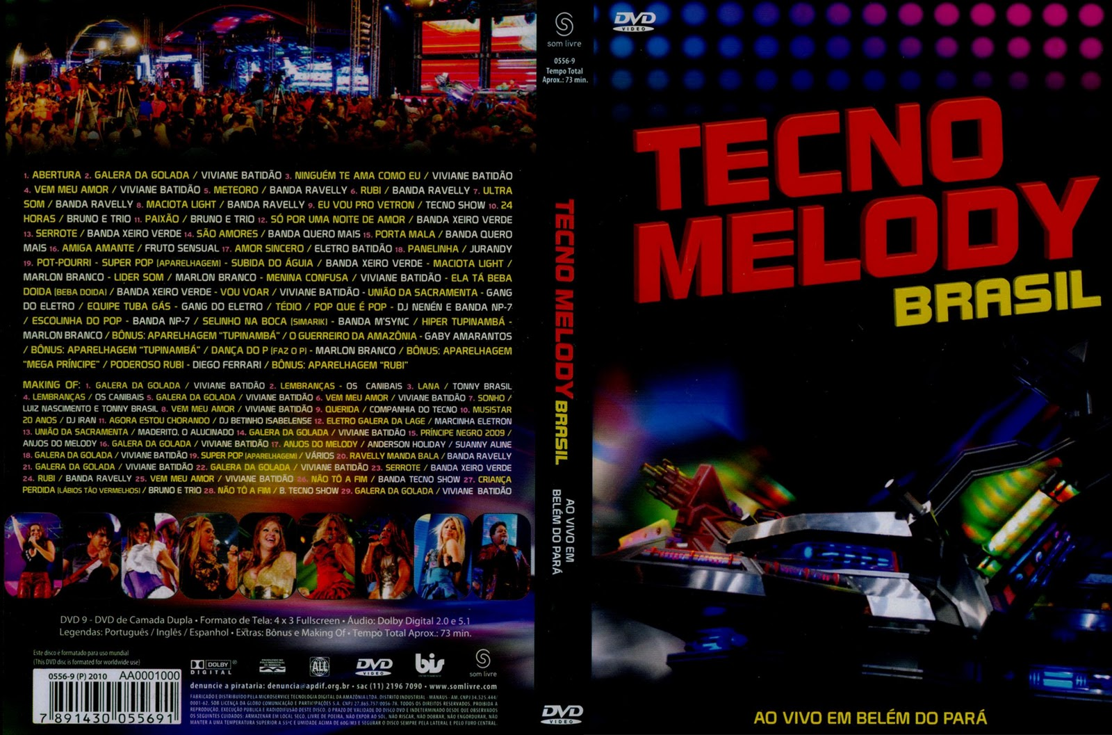 PALCO BAIXAR MP3 2013 MELODY TECNO