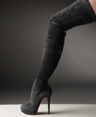 best authentic 8d0fa 44832 cheap christian louboutin thigh high boots