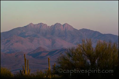 Four Peaks, Tonto National Forest, Arizona