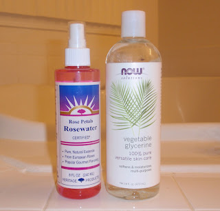 Vegetable Glycerin Mixture For Natural Hair