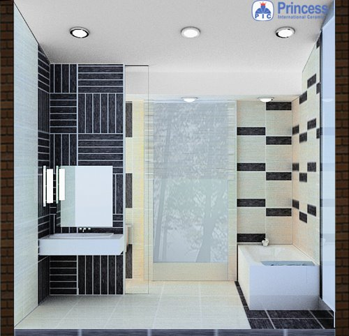 Squat Toilet Minimalist Bathroom: Minimalist Design Bathroom