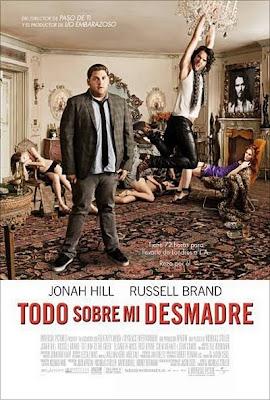 Todo sobre mi desmadre (2010) | 3gp/Mp4/DVDRip Latino HD Mega
