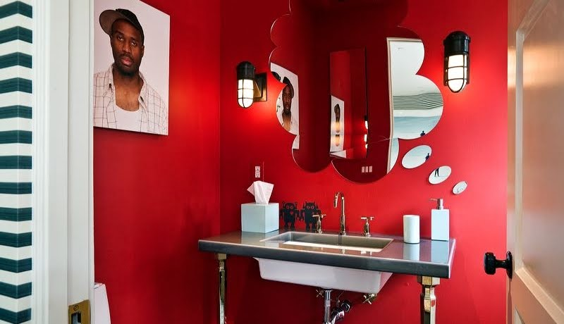 Boy S Bathroom Decorating Pictures Ideas Tips From: ELLE Design Studio: Pacific Heights Designer Home