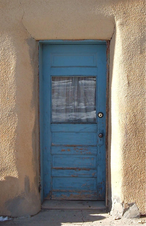 Two Graces Taos The Secret Of Blue Doors Robert