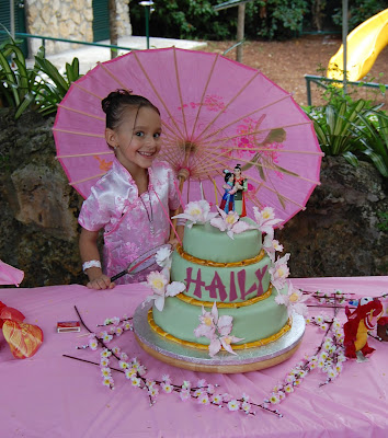 Kary S Cakes Cake Quot Mulan Quot