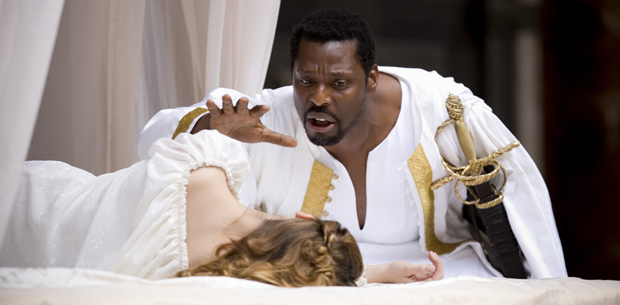 Othello by william shakespeare..... character relationship.?