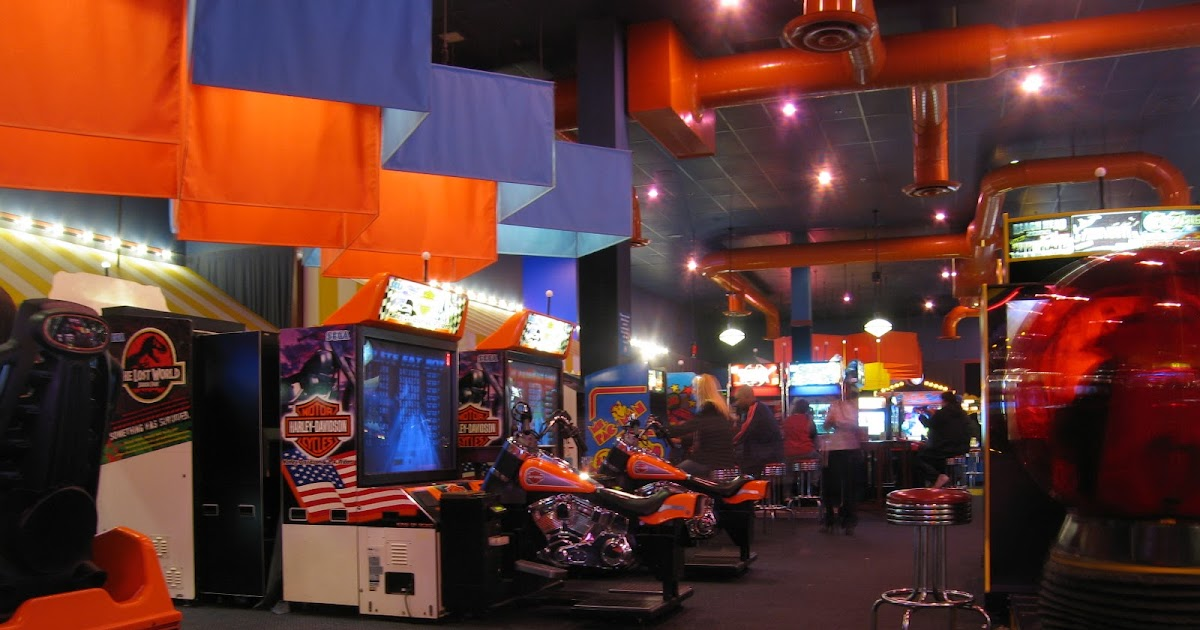 Philly Date Night Escape Into Play At Dave Buster S