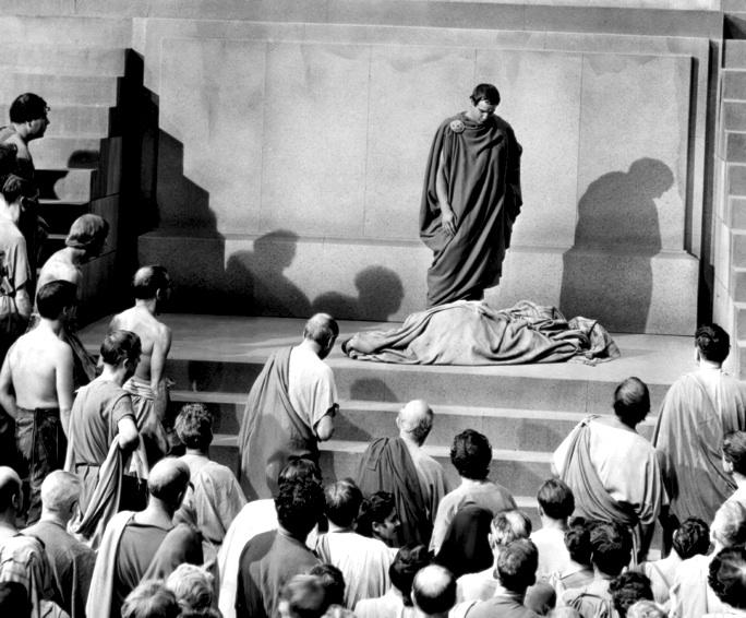 Appian, Caesar's Funeral