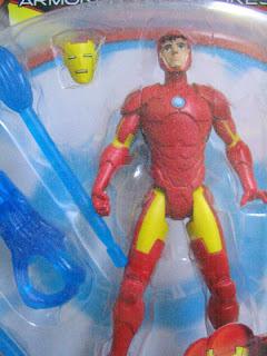 Iron Man Avengers Armored Adventures Tony Stark