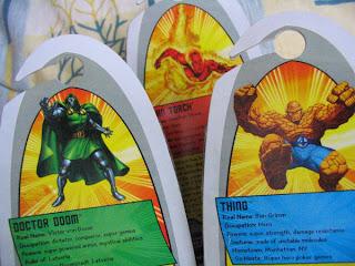 Marvel Legends Titanium Fantastic Four Thing Human Torch Doom Johnny Storm Ben Grimm Victor Von