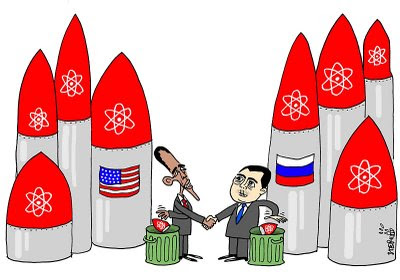 america-russia-working-on-nuclear-arms-reduction-toon