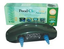 TMC Pond Advantage, Aquarium Vecton UV Sterilizer, Clarifier