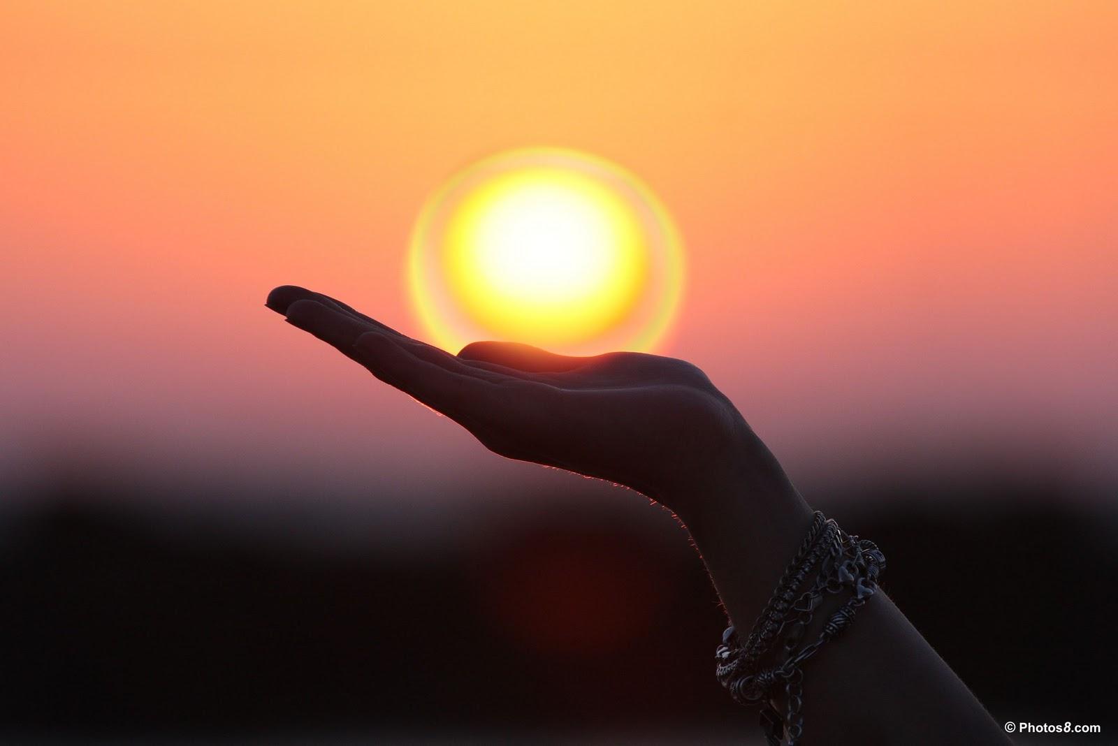 CRIS SPELLBOUND: The Sun