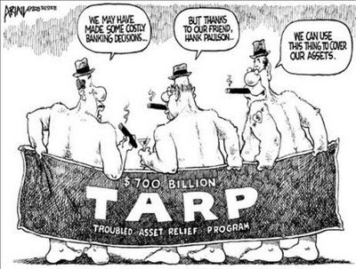Boris Anisimov: Leftist Economic Essays: TARP BECOMING A TRAP