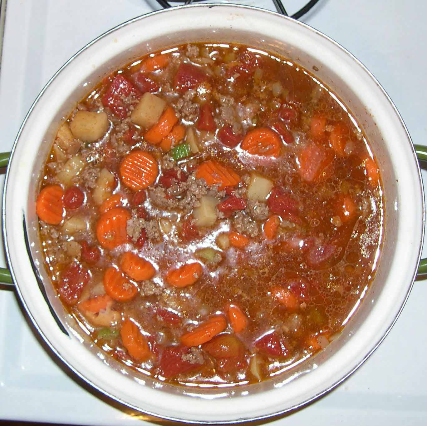Food For Thought: Beefy Stew