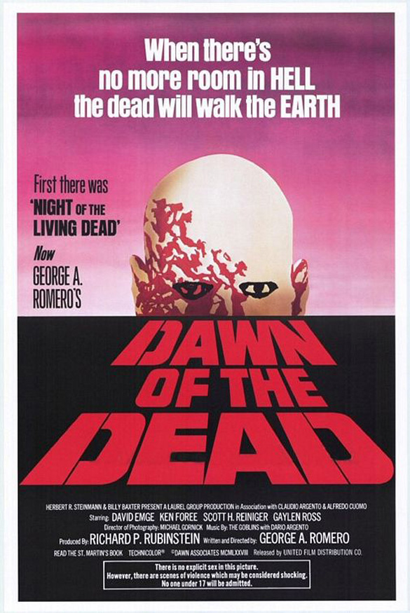 DAY OF THE ZOMBIE 10 Awesome Zombie Movie Posters