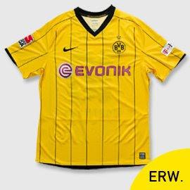 As combinações de preto e amarelo podem ficar bem esquisitas. E o BVB é  campeão em