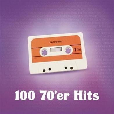 VA - 100 70\'er Hits (6CD, 2009)