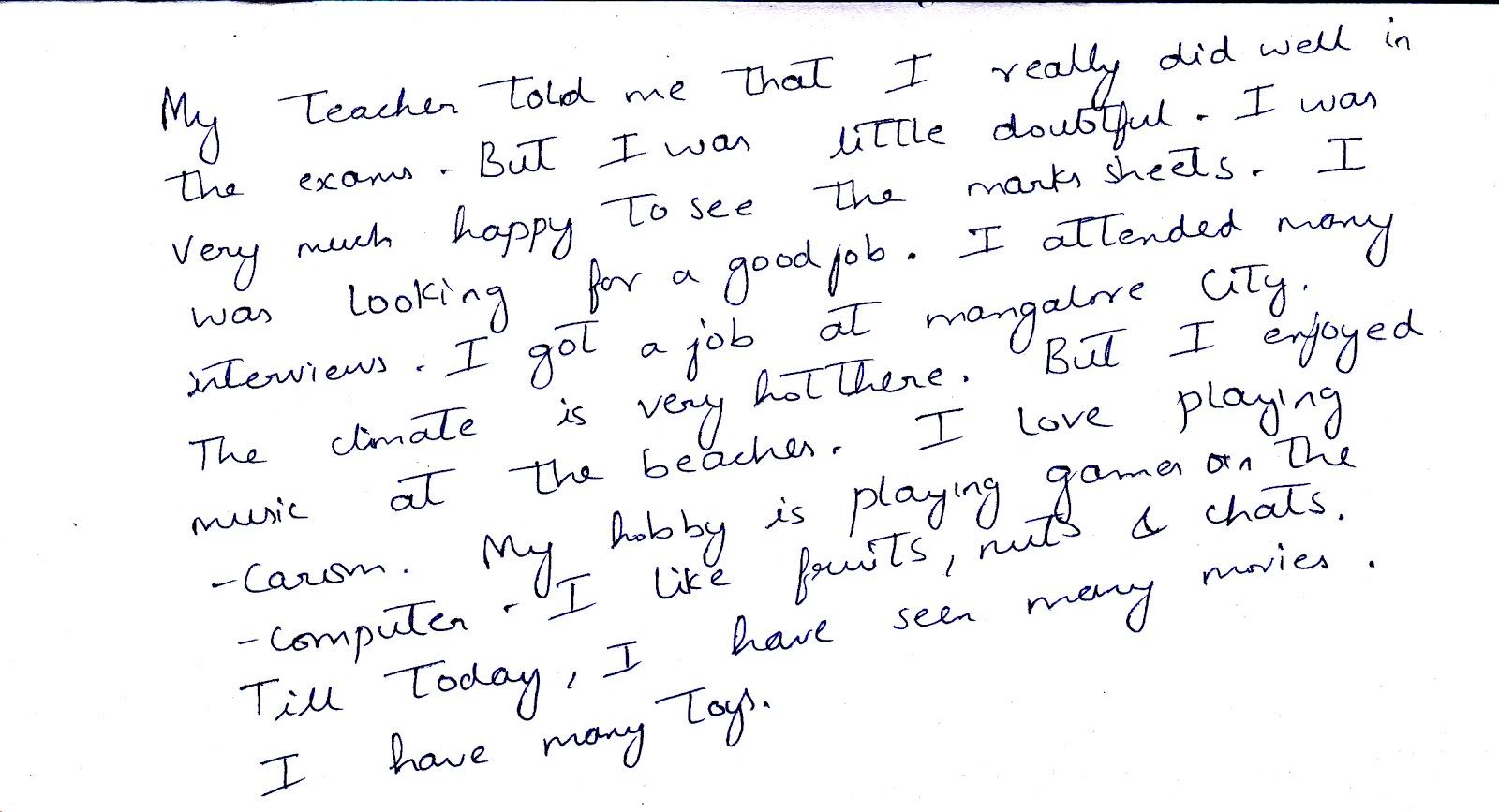 handwritingaone.com