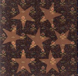 Civil War Quilts 3 Seven Sisters