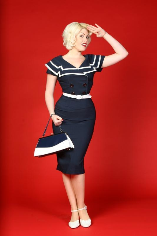 Nellie Photography Super Cute Pin Up Girl Clothing