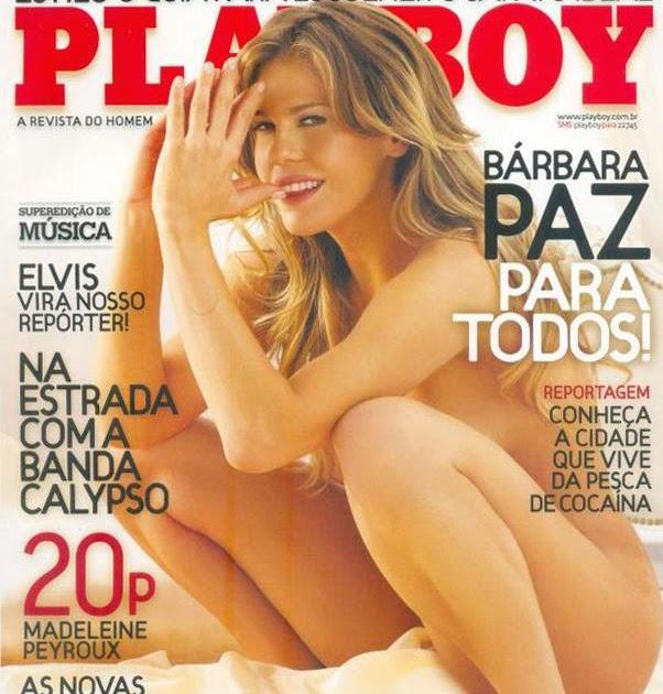 Fotos da Playboy Amanda Gontijo Maio - Blog oS