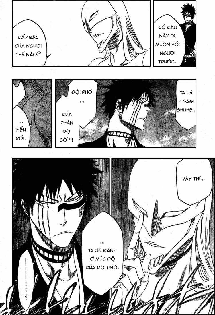 Bleach chapter 318 trang 12