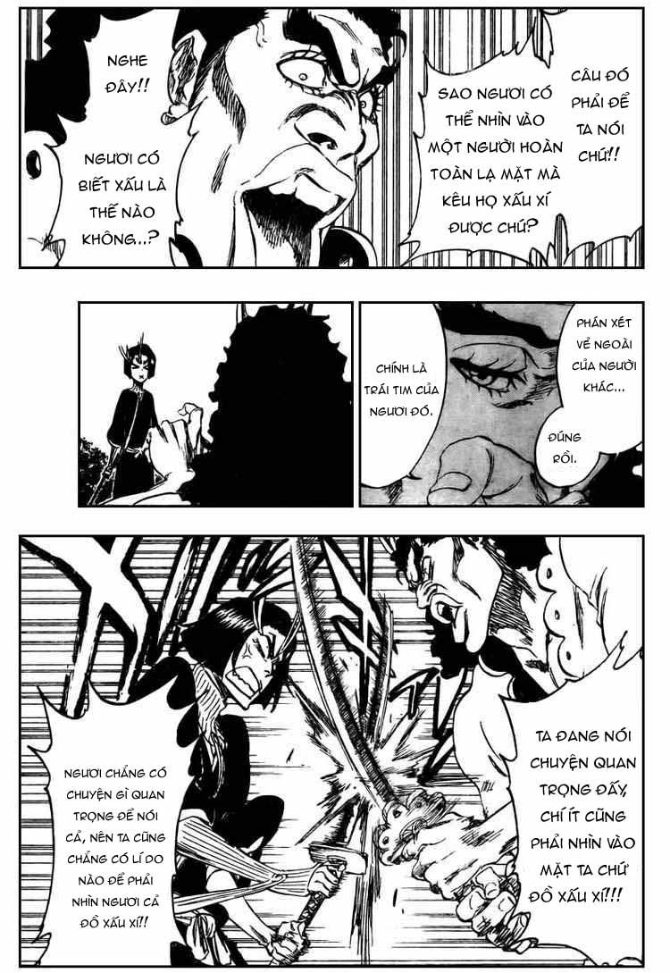 Bleach chapter 318 trang 15