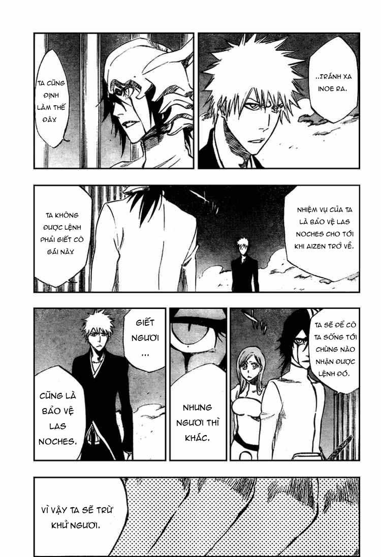 Bleach chapter 317 trang 4