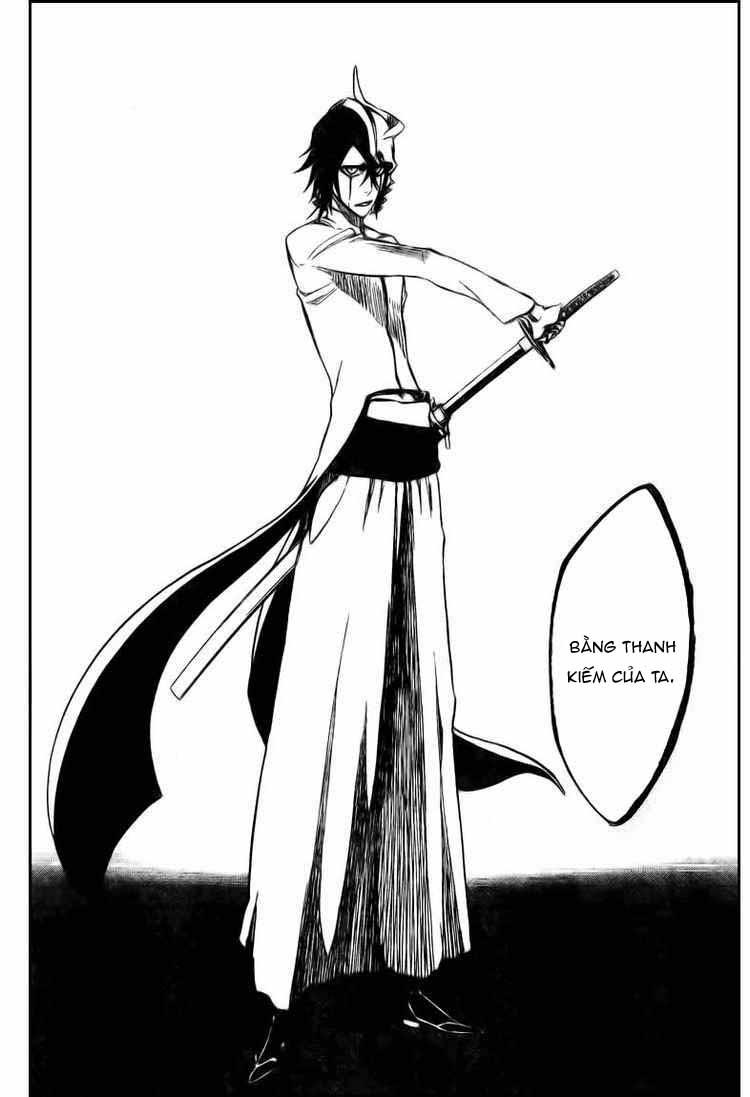 Bleach chapter 317 trang 5