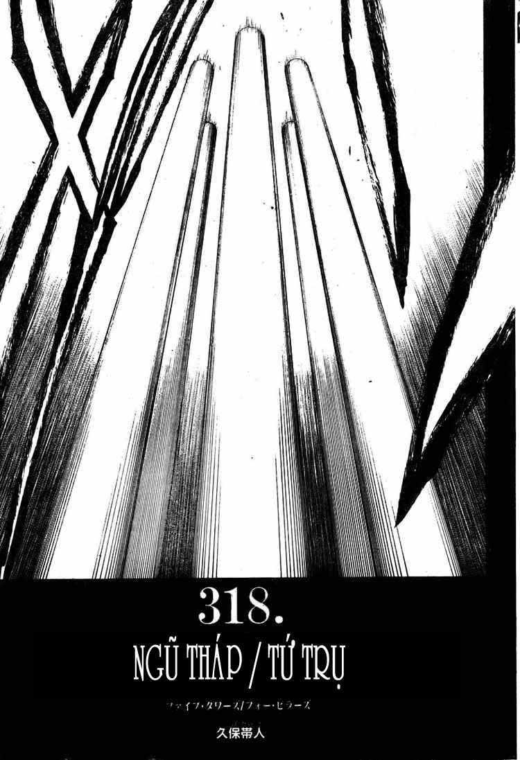 Bleach chapter 317 trang 8