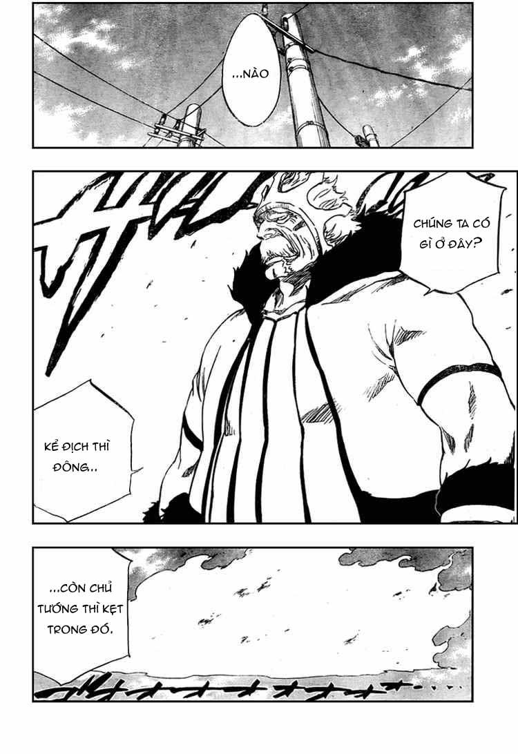Bleach chapter 317 trang 9