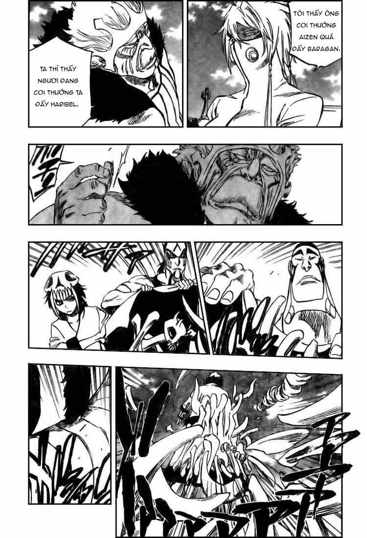 Bleach chapter 317 trang 10