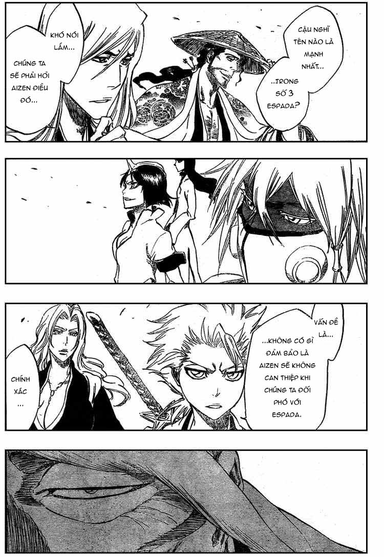 Bleach chapter 316 trang 7