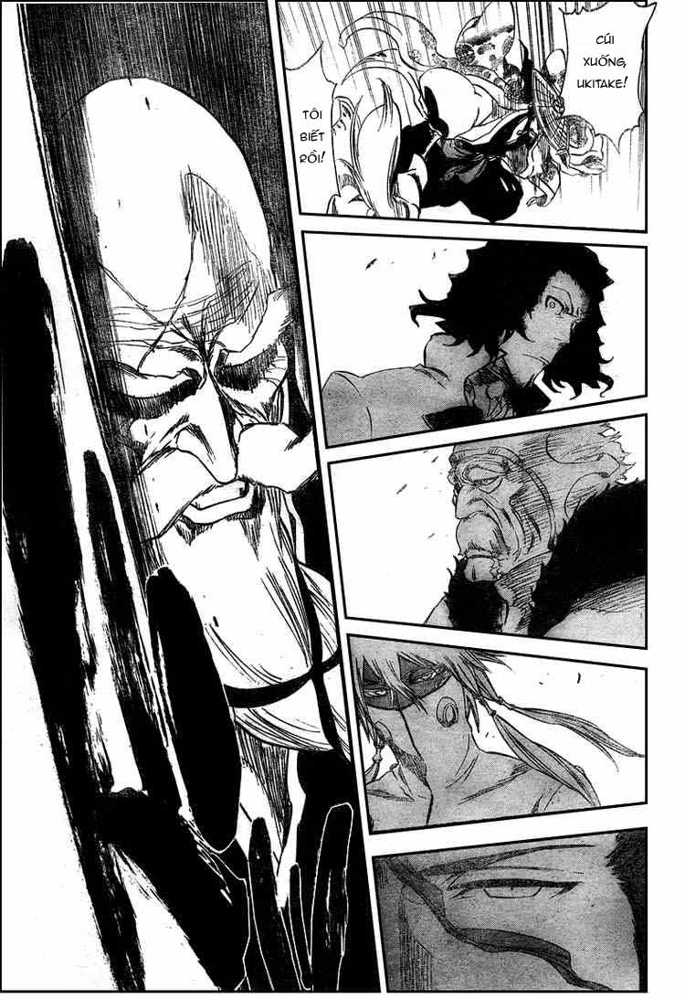 Bleach chapter 316 trang 10